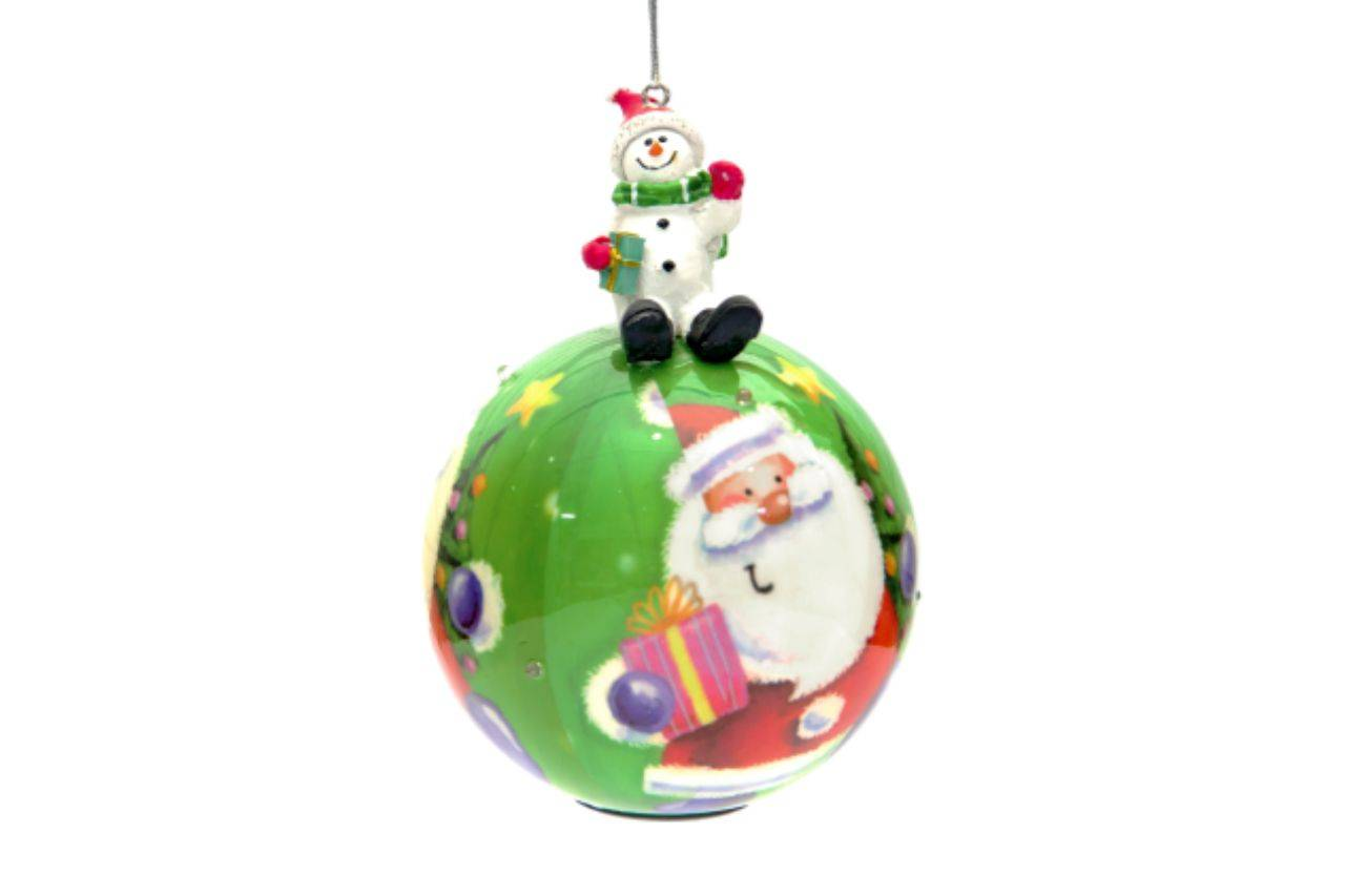 Shatterproof Ornament Balls from Sparkle