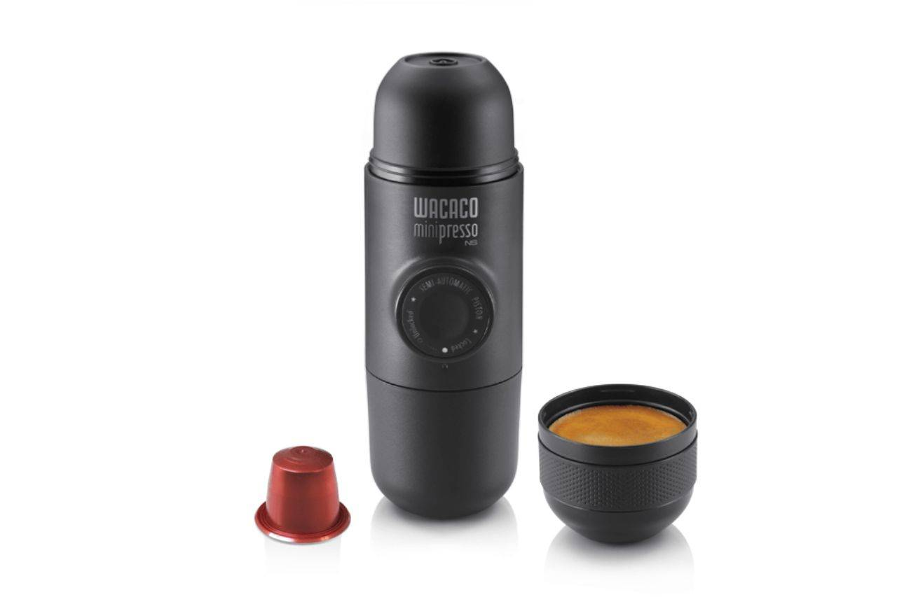 Minipresso NS from Wacaco
