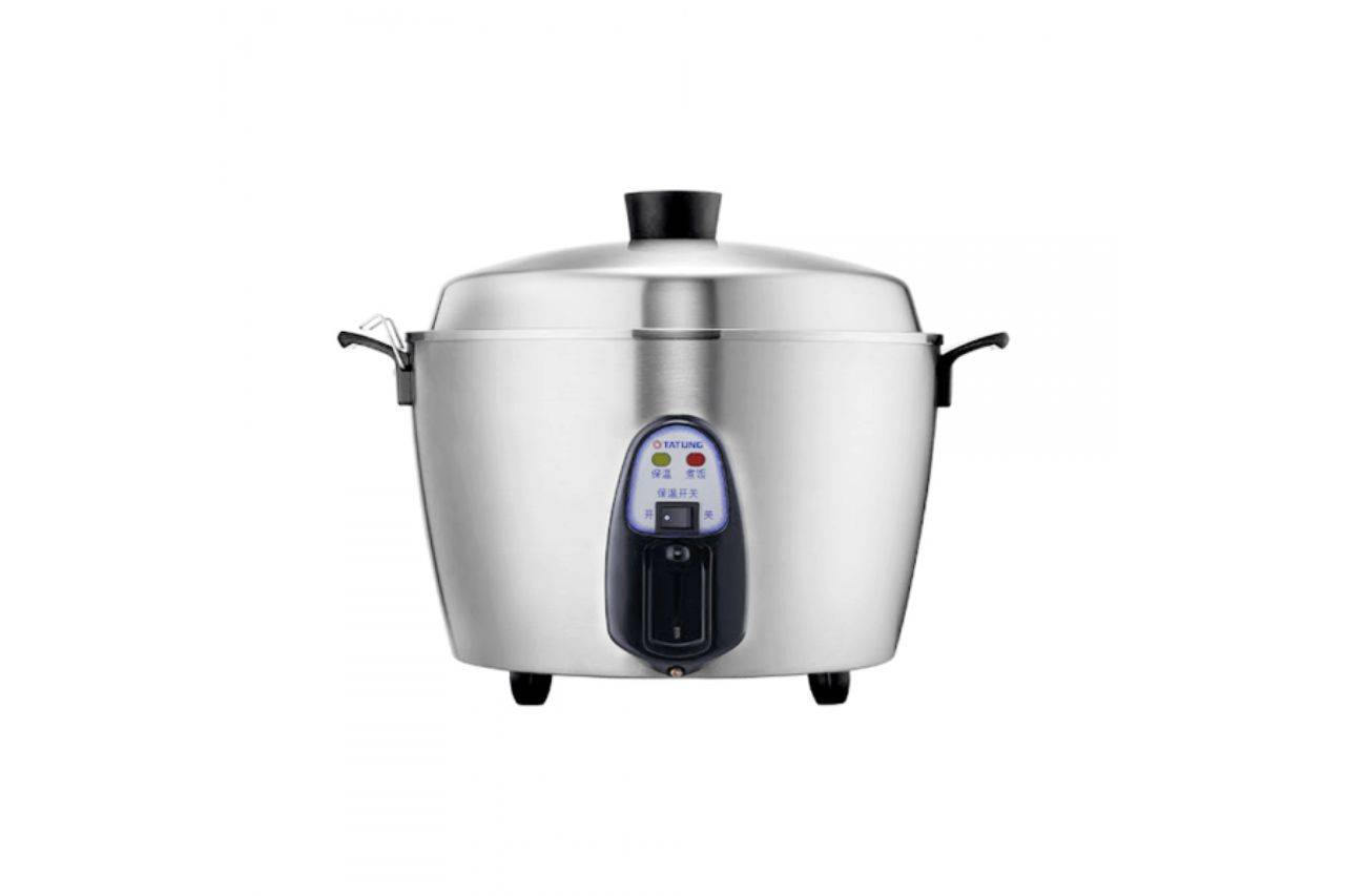 TATUNG Stainless Multifunctional Cooker